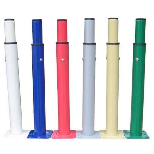 Опора телескопическая (регулируемая) МКРС 40-32 для детского стола